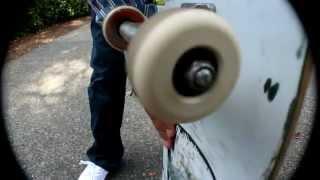 My Skateboard Setup