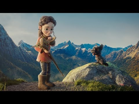 "Animated Short Film: ""Spring"""