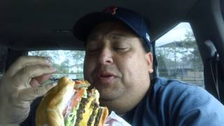 "Wendy's® ""grand Slam"" Secret Menu Burger Review!"