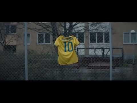 Ибрагимович снялся в рекламе о завершении своей карьеры в сборной