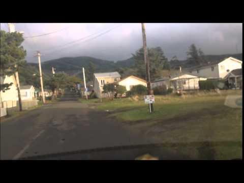 CyberDrive South: Manzanita to Rockaway to Tillamook; Oregon