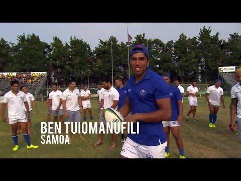 Drop Goal Challenge: Samoa take on the record