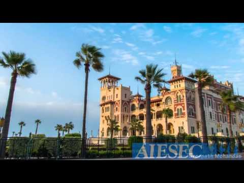 AIESEC AAST In Alexandria - Welcome to Alexandria, Egypt !