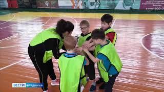 Во Владимире прошёл турнир по мини футболу для детей с особенностями в развитии