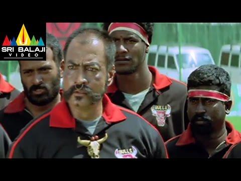 Sye Movie Bikshu Yadav Team Entry in Ground | Nithin, Genelia | Sri Balaji Video