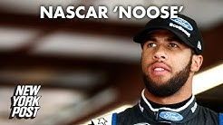 NASCAR videos show multiple 'nooses' before Bubba Wallace incident | New York Post