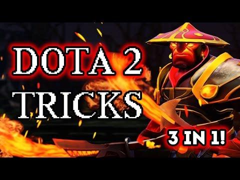 Dota 2 Tricks: Detonate Fire Remnant without Ember! + BONUS (3 IN 1)!