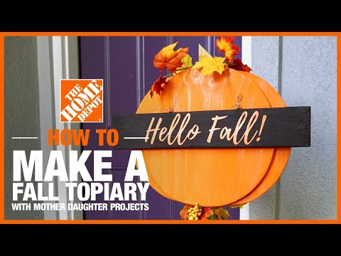 fall-topiary-diy-with-@mother-daughter-projects-|-the-home-depot-diy-on-trend-workshops