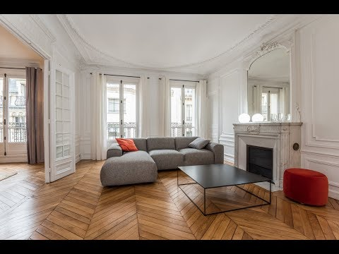 (Ref: 17083) 3-Bedroom furnished apartment for rent on rue Cardinet (Paris 17th)