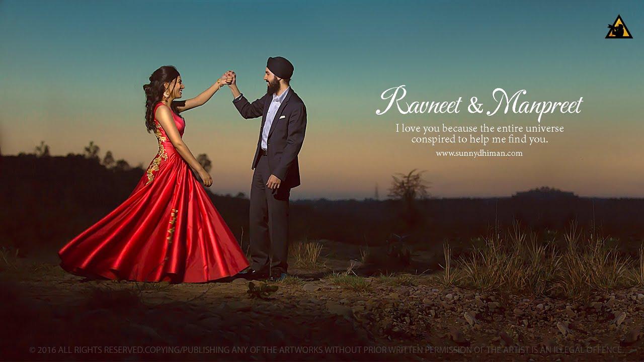 Khaab Pre Wedding 2016 Ravi Manu Sunny Dhiman Photography You