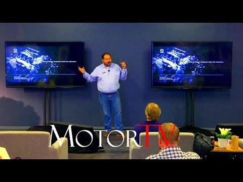 TECHNOLOGY : 2018 MAZDA SKYACTIV WORKSHOP l  Well to Wheel  / Robert Davis (ENG)