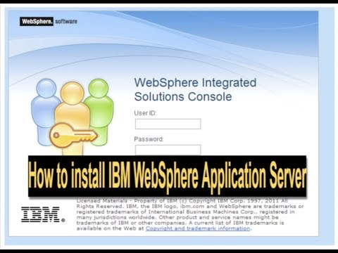 How To Install IBM WebSphere Application Server    Java 7