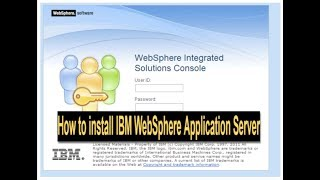 How to install IBM WebSphere Application Server || java 7
