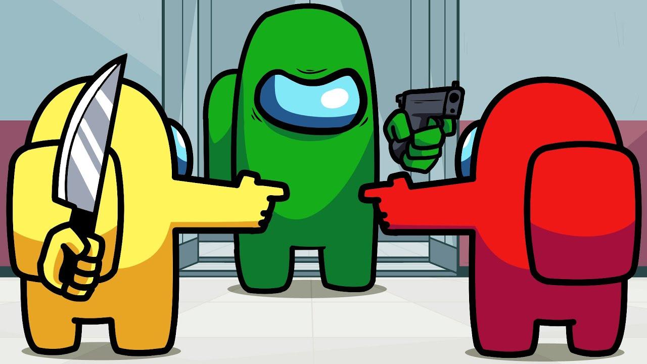 Among Us Logic 2 Cartoon Animation Youtube