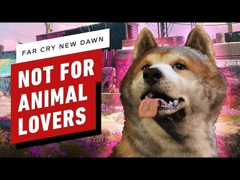 Far Cry New Dawn Isn't For Animal Lovers thumbnail