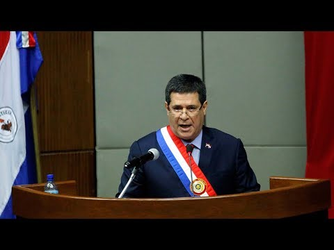 Political tensions in Paraguay linger ahead of next year's elections