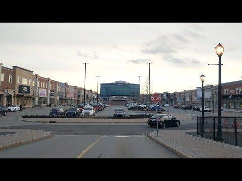 Driving around Dartmouth Crossing