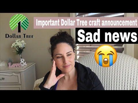 Dollar Tree haul and breaking Dollar Tree news!!