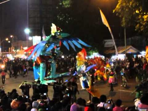Salatiga at Magelang Night Carnival 2013