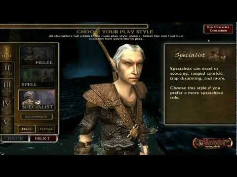 Dungeons & Dragons Online® – First 30mins