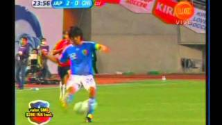 2009 (May 27) Japan 4-Chile 0 (Kirin Cup).avi