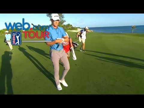 Maverick McNealy Mic'd Up At The Bahamas Great Exuma Classic
