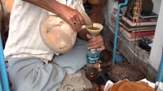 Khejurgur ( Khejur Gur ) Vendor in MADANPUR, West Bengal, India : PART 1