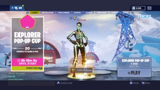 (Fortnite live stream) Just Wanna Get Noticed :(