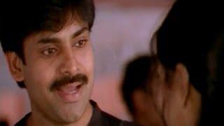Kushi Movie || Bhumika Misunderstood To Pawan Kalyan  And Scolding Him