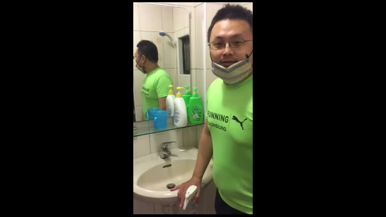 高雄美宿館民宿整理教室 - 洗手台篇