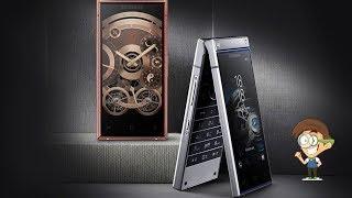 Samsung W2020 - раскладушка с двумя экранами и крутейшая мышь за 120$