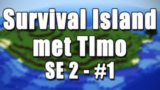 Survival Island met Timo - SE2 - #1 Nieuw Eiland, Nieuwe Start! thumbnail