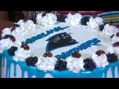 Panthers Special Cake Lady Kim Graham Spkg Final Final Copy Youtube