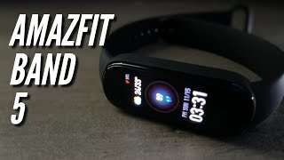 Amazfit Band 5 Unboxing & Review: The Best $50 You'll Ever Spend