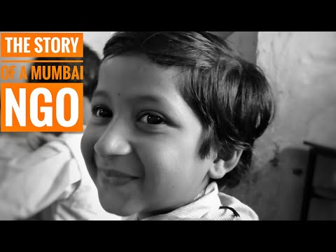 MUMBAI NGO - Teaching Underprivileged Poor Children