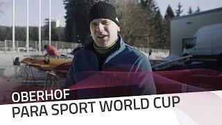 Knocking on Para ECHs door | IBSF Para Sport Official