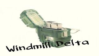 Зажигалка для экстремальных условий  Windmill Delta