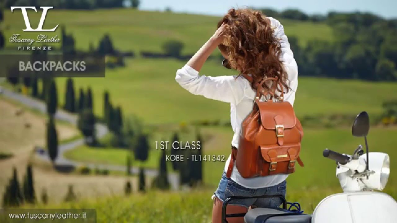 Tuscany Leather Italian Bags Collection