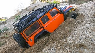 AWESOME RC TRUCKS, RC CRAWLER, RC TRACTOR, RC EXCAVATOR, RC SCANIA, RC MAN!!
