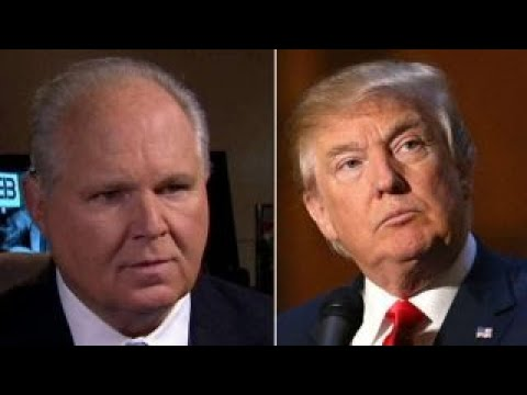 Rush Limbaugh: Establishment GOP still upset Trump won