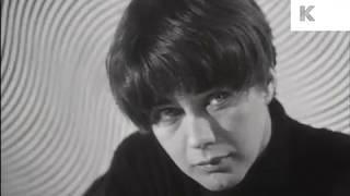 1960s Bridget Riley Talks About Jackson Pollock, Art, Artist, Interview