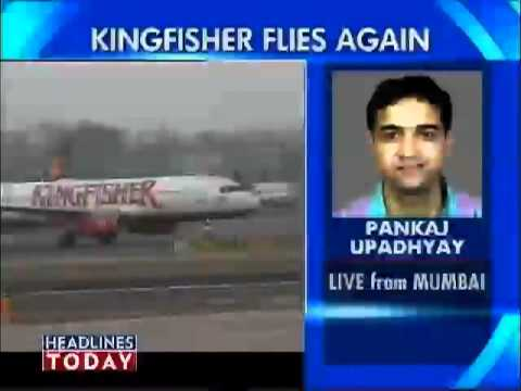 Kingfisher Pilots Call Off Their Strike