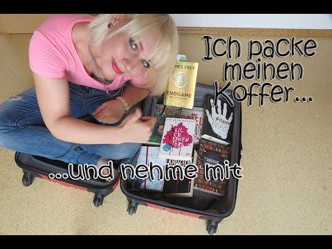 Ich Packe Meinen Koffer Und Nehme Mit Lustig