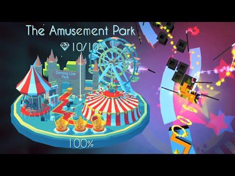 dancing line - the amusement park [official]