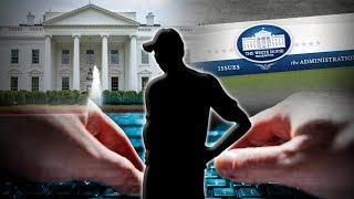 백악관 홈페이지에 '오바타 테러·딸 성폭행' 협박 한국…