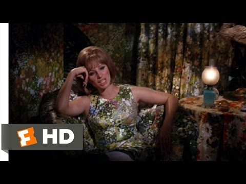 On A Clear Day... (4/8) Movie CLIP - Go To Sleep (1970) HD