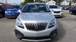 2016 Buick Encore VS 2017 Buick Encore by Wayne Ulery