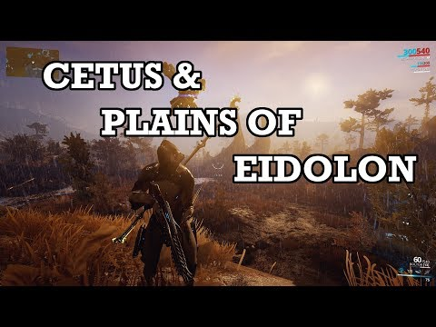 An Idiots Guide to Warframe: Cetus and The Plains of Eidolon