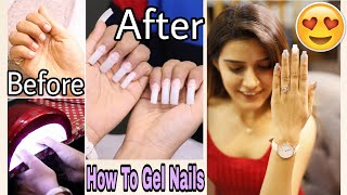 All About NAIL EXTENSIONS | Fake nails, Gel Nails, Acrylic Nails | Super Style Tips