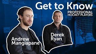 Get to know - Andrew Mangiapane & Derek Ryan